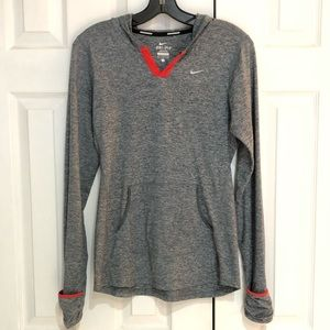 Nike Dri Fit pull over